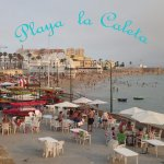 Playa la Caleta proche du Parador