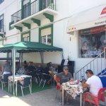 Restaurante típico português! Peixe fresco e bom serviço.