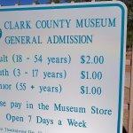 Photo of Clark County Heritage Museum