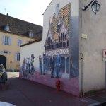 """Herinnering aan opnames van """"La Grande Vadrouille"""" in de stad"""