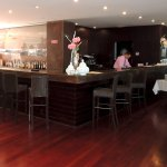 A nice bar with helpfi]ul staff