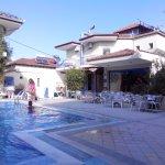 Foto de Stratos Hotel