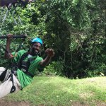 Sky Safari Zip Line in St. Kitts was hands down the most exhilarating ride of my life. Flying 65