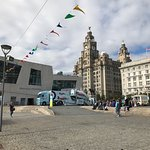 Museum and Liver building