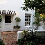 Bedroom 5 - Superior double room & garden patio -  garden patio