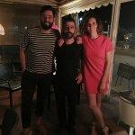 Nos visita Manu (Top Chef ) y Marta una gran coctelera. Buena gente de raíces y modernidad... ha