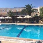 Photo de Crithonis Paradise Hotel