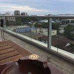 9th Floor Bar, Patio and Cigar area