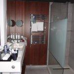 salle de bain chambre 311
