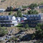 Yellowstone's Absaroka Lodge Foto