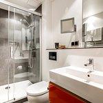 Badezimmer / Familienzimmer