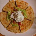 Quesadilla - crispy & yummy