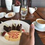 Summit bar da pasta , kahve keyfi ve personelin hizmeti mükemmeldi