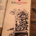 Rosa Mexicano Foto