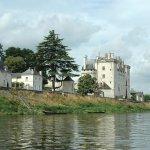 Château de Montsoreau à 600m du Gîte