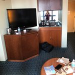 Great place to stay right in center of Times Square great staff. Breakfast buffet or made to ord