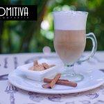 Café Capuccino! Al tomar dos o tres tazas de café al día, ayudas a activar y elevar la capacidad