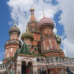St Basil's - Red Square