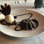 Chocolate Valrhona Cake