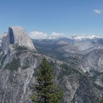 Panoramic from Glacier Point