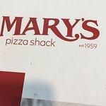 Bilde fra Mary's Pizza Shack