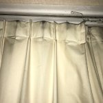 cortinas sucias