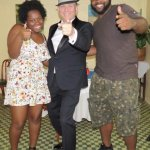 Frank Sinatra Dinner Show! We had a GREAT time!