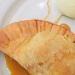 Local Peach Hand Pie
