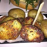 Wedges (Rosmarinkartoffeln beschreiben es besser)