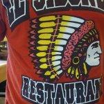 El Siboney t-shirt