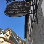 Restaurant Hüttenschänke Foto