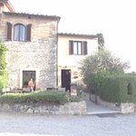 Front of Locanda Viani