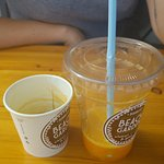 Orange Vs Café
