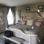 Mary Powell room with king size bed