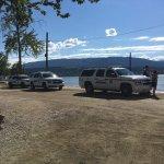 Foto van Sandy Point Campground