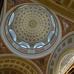 National Library ceiling of beauty