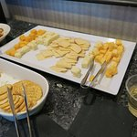 Daily wine and cheese hour in the lobby in the evenings!