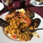 La Biznaga mixed paella, to die for! 10/10