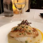 Opah with a Sauvignon Blanc