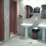 Οι τουαλέτες .