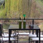 Garrafas de nossos vinhos