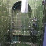 Lovely multi-jet shower.