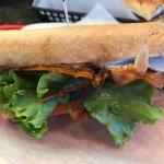 California Luv on Gluten Free Bread