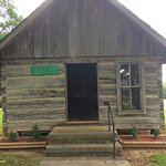 David Crockett home.