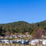 Hillside sites / road view