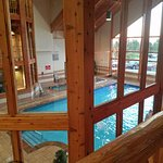 Large, Indoor Pool