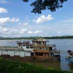 Laos across the river