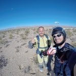 Skydiving at Vegas Extreme Skydiving June 2017