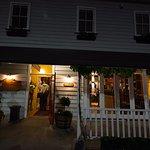 The cosy tavern
