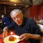 Claude's birthday at La Grange du Cros